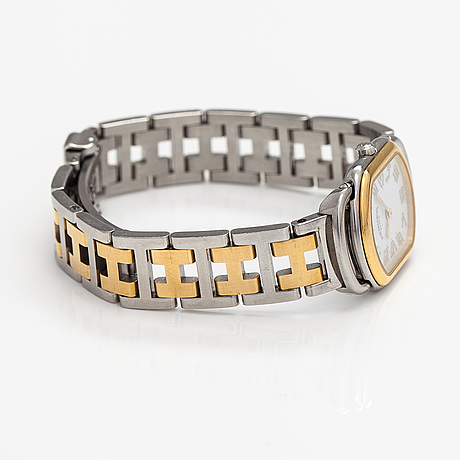 Hermes, rallye, wristwatch, 20 mm.