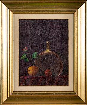 Antti Lampisuo, oil on canvas, signed.
