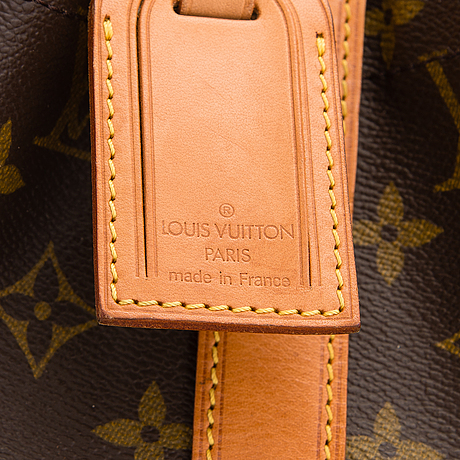 Louis vuitton, a monogram 'randonnee gm' bag.