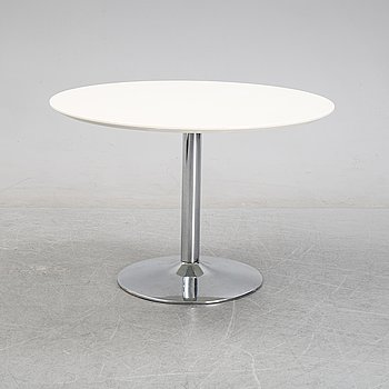 Johansson Design, a 'Venus' table, 1970's.
