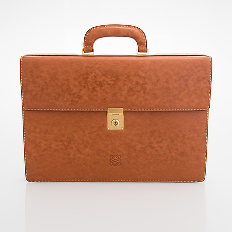 Loewe, briefcase.