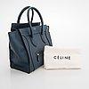 "Céline, a ""luggage"" bag."