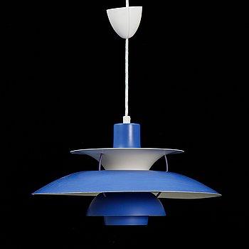 Poul Henningsen, a 'Ph 5' ceiling light, Louis Poulsen, Denmark.