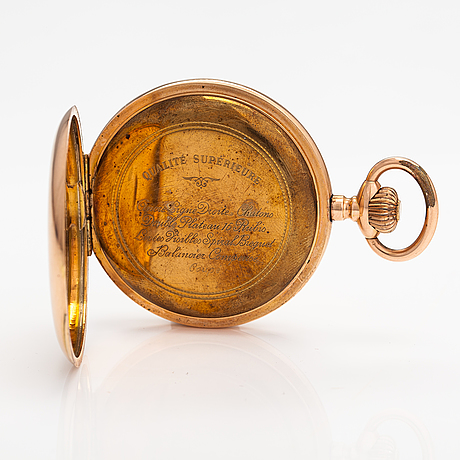 Pocket watch, 52 mm.