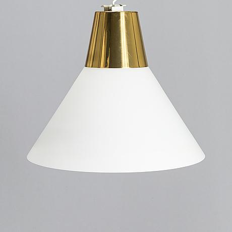Lisa johansson-pape, a mid 20th century '71-127' ceiling light for stockmann orno.