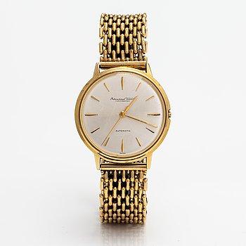 International watch co./IWC, Schaffhausen, rannekello, 35 mm.