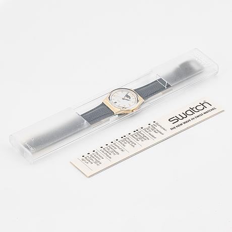 Swatch, c.e.o, wristwatch, 34 mm.