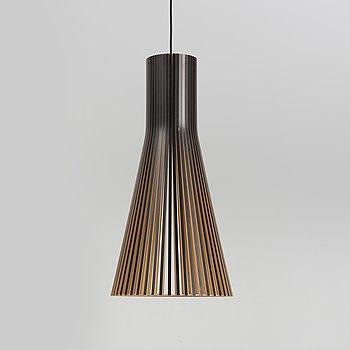 Seppo Koho, a ceiling lamp, 'Secto 4200', Secto Design, Finland.
