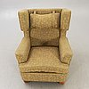 A swedish mid 1900s easy chair.