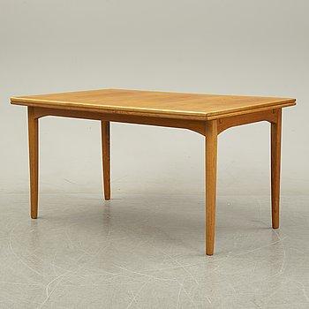 Carl Malmsten, an oak 'Gustavus' dining table, Åfors Möbelfabrik.