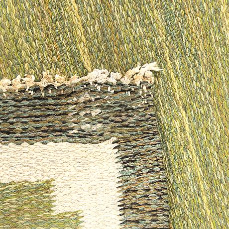 Matta rölakan ingegerd silow ca 238x160 cm.