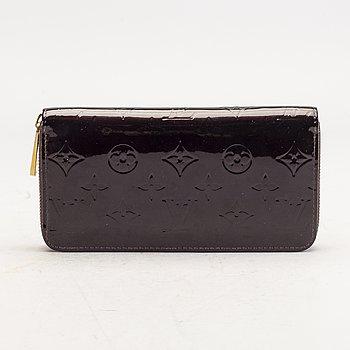 "Louis Vuitton, ""Zippy"", plånbok."