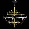 A model 2097/30 ceiling lamp by gino sarfatti for flos.