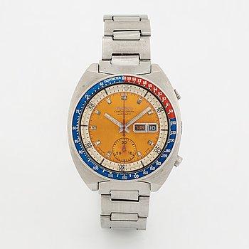 "Seiko, ""Pogue"", chronograph, wristwatch, 41 mm."