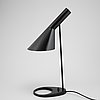 "Arne jacobsen, bordslampa, modell ""aj, louis poulsen, danmark, second half of the 20th century."