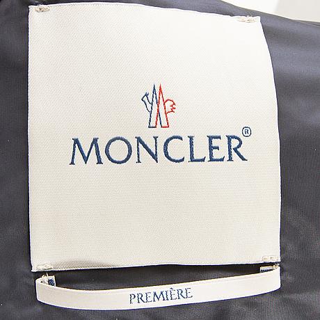 """Moncler, jacket, """"premiere""""."""