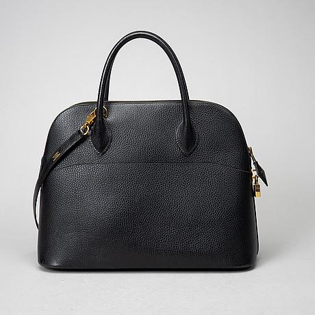 """Hermès, väska, """"bolide""""."""