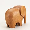 "Hermès, paperweight, ""elephant lao""."