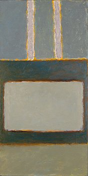 Markku J. Rantala, oil on canvas, signed and dated -02 a tergo.