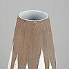 Anna-lisa thomson, an earthenware 'paprika' vase from upsala ekeby.