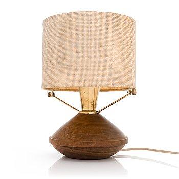 Bertel Gardberg, a table lamp Finnmade Gardberg, Norrmark Handicraft.