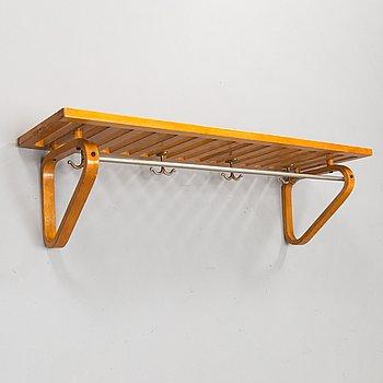 Alvar Aalto, A 1930/1940's coat rack for Artek.