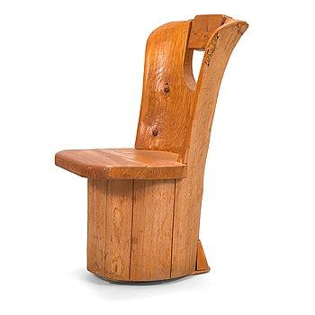 Matti Martikka, stol, 1900-talets senare hälft.
