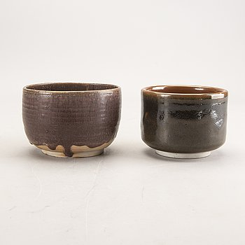 Michael Schilkin, bowls, 2 pcs.