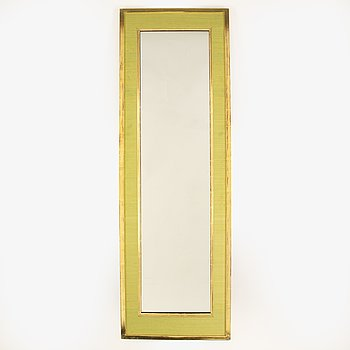 A Swedish Modern mirror, second half of the 20th century.