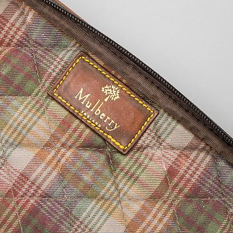 Mulberry, a scotch grain beauty box.