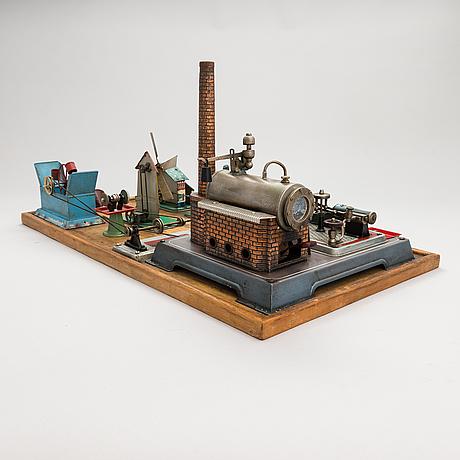 Höyrykone, 1900-luvun jälkipuolisko.