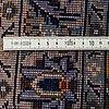 A carpet, kashan, ca 331 x 250 cm.