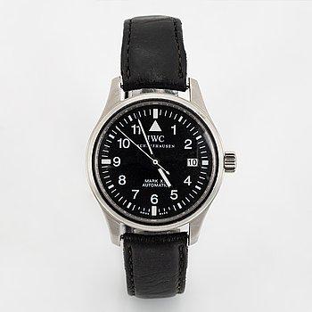 IWC, Schaffhausen, Pilot's Watch Mark XV, armbandsur, 38 mm.