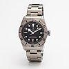 Tudor, black bay, 200m, wristwatch, 41 mm.