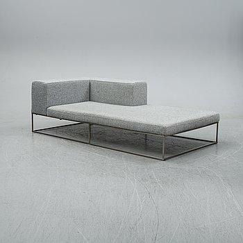 Two 'Ile Club sofa' sofa by Piero Lissoni, Living Divani, 21st century.