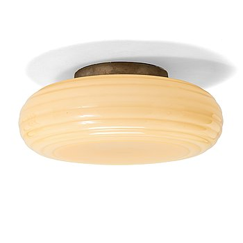 Paavo Tynell, a 1940's '1621' ceiling light for Taito.