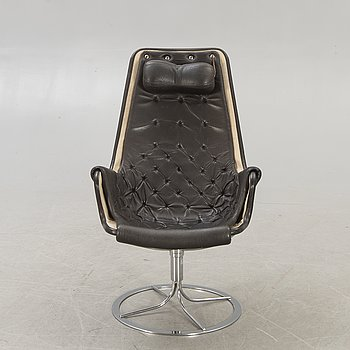 "Bruno Mathsson, swivel chair ""Jetson for DUX 21st century."