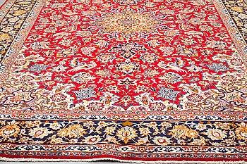 Carpet, Najafabad, ca 400 x 297 cm.