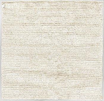 A carpet, Fogg Strip 5/2, G Lagerhem Ullberg, Kasthall, 222 x 220 cm.