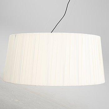 A model GT 1500 ceiling light, Santa & Cole, Spain.