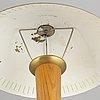 Bordslampa, asea, modell ea1288, 1900-talets mitt.