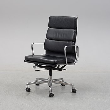 Charles & Ray Eames, a model 'EA 219' desk chair for Vitra.