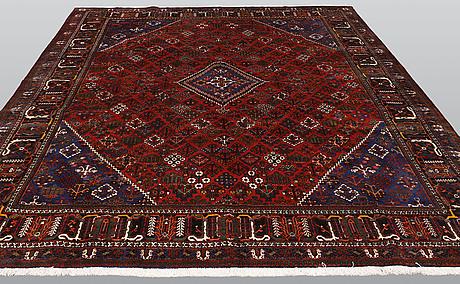 A carpet, djoshaghan, ca 365 x 281 cm.