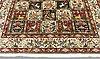A carpet, figural bakhtiari, ca 300 x 218 cm.