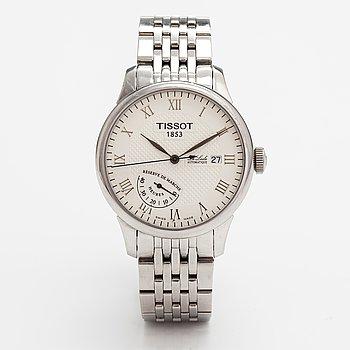 Tissot. T-classic Le Locle, wristwatch, 39 mm.