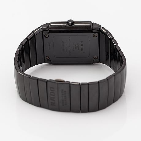 Rado, diastar, wristwatch, 31 mm.