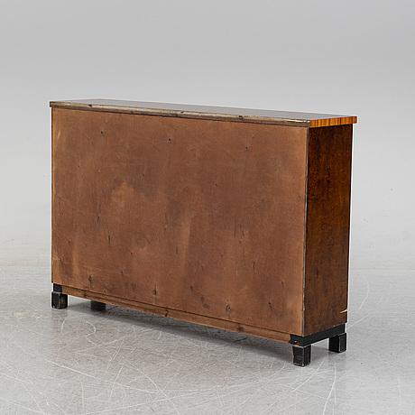 A 1930s book case.