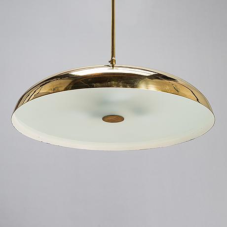 A mid-20th-century pendant light for itsu.