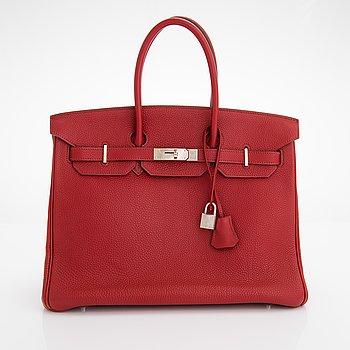 """Hermès,  """"Birkin 35"""", laukku, 2008."""
