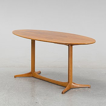 Kerstin Hörlin-Holmquist, a 'Plommonet' coffee table, Triva, Nordiska Kompaniet, second half of the 20th century.
